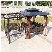 Gazebo de muebles de jardín Gazebos for patios,