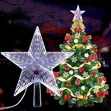 Geagodelia Puntera para árbol de Navidad,