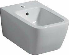 Geberit iCon bidé de pared cuadrado 231910, forma