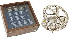 Générique Objeto de decoración Reloj Solar con