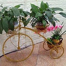 gengxinxin Soporte De Flores Hierro Forjado
