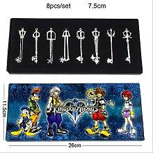 Geyang 3 Estilos Kingdom Hearts Sora Vanitas