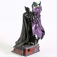 Geyang 30cm Arkham Bruce Wayne Vs Joker Estatua