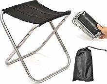 GFF Silla Plegable de Metal Comfort Taburetes
