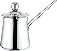 GHBODEN - Mini cazo para leche (350 ml,