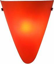 Globo - Foco de pared lámpara lámpara de vidrio