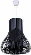 Globo - Lámpara colgante de diseño con forma de