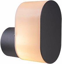 Globo - Lámpara de pared para exteriores, luz de