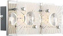 Globo - Salón comedor de cristal iluminación de