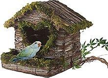 GLXYTT pajarera de Madera para jardín Exterior,