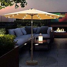 Gogh 2.7m Jardín Parasol Umbrella Toldo al Aire