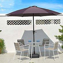 Gogh 2,7M Parasol Grande para jardín al Aire