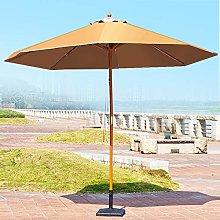 Gogh Patio Grande Parasol, jardín Parasol