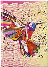 Goldbuch, Cuaderno A5, 200páginas, Color Flower