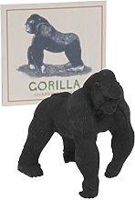 Goma de borrar con forma de gorila.