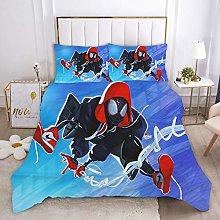 Goplnma -Cool Spiderman Ropa de cama, Marvel