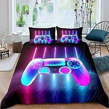 Goplnma - Ropa de cama de gamepad para hombre,
