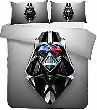 Goplnma Star Wars - Juego de cama (funda nórdica