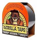 Gorilla Cinta 48mm X 32M Fuerte Negro Ducto