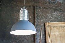 Gran lámpara colgante industrial Friedler