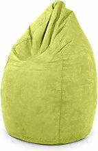 Green Bean © Drop Beanbag 60x60x90cm - Puf -