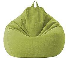 Greenf - Puf gigante para adultos y niños,