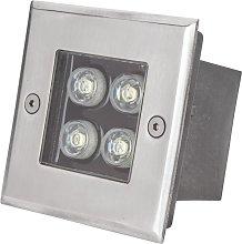 Greenice - Foco LED IP67 Empotrar 4W 380Lm 30.000H
