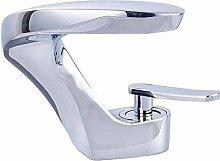 Grifo de lavabo de bidé, manijas dobles, lavabo