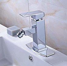 Grifo para baño montado en la cubierta, grifo