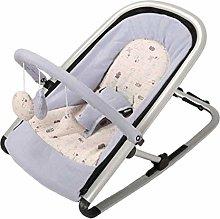 GTBF Silla Mecedora para bebés Plegable
