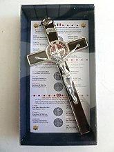 GTBITALY 10.004.11 Cruz de San Benito 20 cm