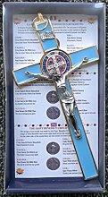 GTBITALY 10.004.21 Celeste Cruz de San Benito