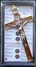 GTBITALY 10.004.21 Cobre Cruz de San Benito