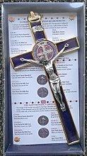 GTBITALY 10.004.21 - Cruz de San Benito de oro
