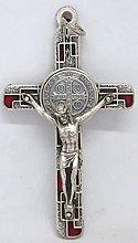 GTBITALY 10.674.31 ms Cruz de San Benito Plata con