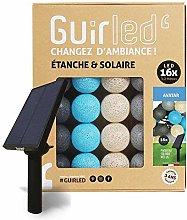 Guirnalda Bolas luminosa LED para exteriores -