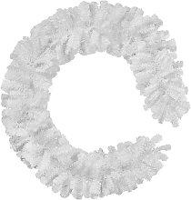 Guirnalda de Navidad - blanco
