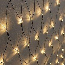 Guirnalda luminosa 320 LEDs, interior/exterior