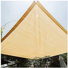 GuoWei- Velas de sombra 75% Solar Obstruido Malla