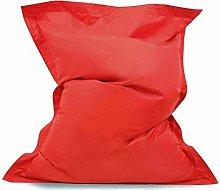 GUOXY Funda de sofá cuadrada sin relleno