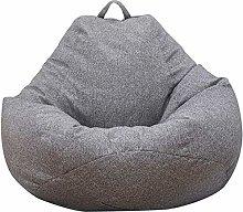 GUOXY Funda de sofá grande y pequeño sin relleno