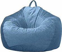 GUOXY Fundas para puf de sofá, silla sin relleno,
