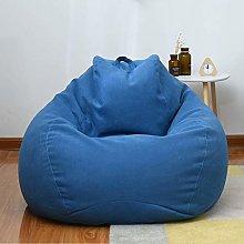 GUOXY Puf grande para sofá o tumbona, tamaño