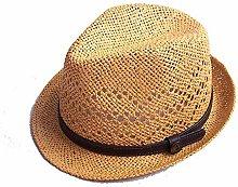 GWFVA Sombrero de sombrilla Sombrero de Paja