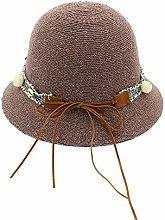 GWFVA Sombrero de sombrilla Sombreros de Primavera