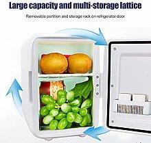 Gxing Mini refrigerador de 4 l, refrigerador de