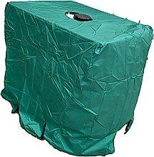 H HILABEE Cubierta de Lluvia de Barril de Tela