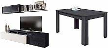 Habitdesign 016667G - Mueble de salón Comedor