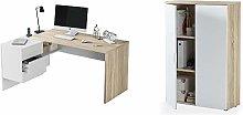 Habitdesign 0F4655A - Mesa Office, Mesa despacho