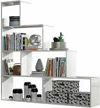 Habitdesign - Estantería de pared modularBlanco